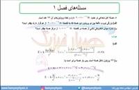 جلسه 37 فیزیک یازدهم-میدان الکتریکی 7 حل 3 سوال آخر فصل-مدرس محمد پوررضا