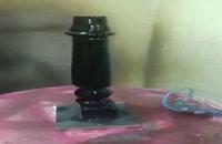 /* دستگاه مخمل پاش صنعتی / چسب مخمل 02156571305