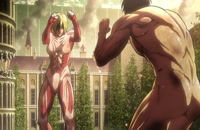 فصل اول سریال Attack on Titan قسمت 25