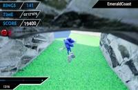 فن گیم سه بعدی و با کیفیت Sonic Flow