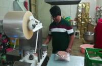 دستگاه همبرگر زن اتوماتیک