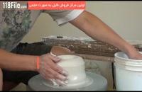 25 ترفند ساخت ظروف سفالی با طرح های سنتی