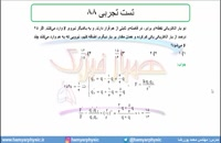 جلسه 20 فیزیک یازدهم- الکتریسته ساکن تست تجربی 88- مدرس محمد پوررضا