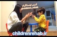 کلینیک کاردرمانی تهران-محمد مهدی خاتمی-متخصص کاردرمانی(تقلید در کودکان-دوبله به فارسی)