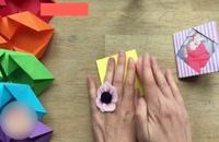 آموزش اوریگامی بصورت مرحله به مرحله - www.118 file.com