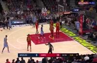 چپ دست های لیگ حرفه ای بسکتبال NBA