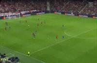 خلاصه بازی سالزبورگ - خنک (کامل)؛ لیگ قهرمانان اروپا