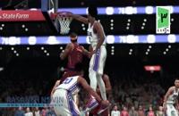 معرفی بازی NBA به سفارش بنیاد ملی بازی های رایانه ای