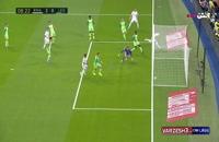 خلاصه بازی رئال مادرید_لگانس(5-0)