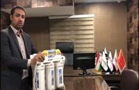 فروش تصفیه آب پیوریتک در شیراز -معرفی و عملکرد اجزای دستگاه تصفیه آب