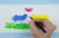 آموزش 29 تکنیک طراحی و نقاشی حرفه ای