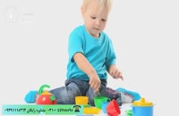 نشستن w شکل کودکان - فیزیوتراپی نسیم سلامت