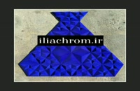 دستگاه کروم پاشی /استیل پاش/آبکاری ایلیاکروم 09127692842