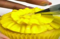 25 ایده برای تزئین کیک و شیرینی