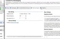 تنظیمات مقدماتی جهت دستور الگوریتم پی ال اس و دستور بوت استراپینگ-PLS FAQ Vid#7