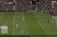 خلاصه دیدار فوتبال ستارگان منچستریونایتد و بایرن مونیخ