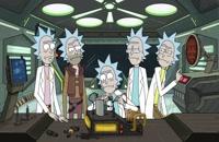 فصل دوم سریال Rick and Morty
