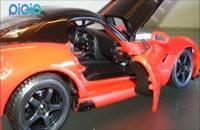ماکت فلزی مدل Dodge Viper SRT 10 ACR