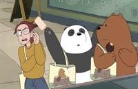 انیمیشن سریالی سه خرس کله پوک(ف1-ق19)-دوبله-We Bare Bears TV Series