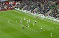 خلاصه بازی ایرلند شمالی - آلمان؛ (خلاصه انگلیسی) پلی آف یورو 2020