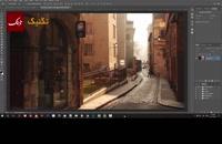 آموزش تکنیک تبدیل عکس ها به نقاشی سایه روشن