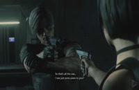 فیلم کامل بازی Resident Evil 2 Remake با زیرنویس فارسی