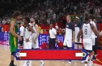 خلاصه بازی آمریکا - برزیل؛ جام جهانی بسکتبال چین 2019