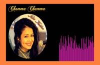 """آهنگ زیبای هندی """"Chamma Chamma""""."""