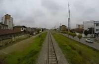 """سفری سبز ، با قطار ، از """" پل سفید """" ، تا """" قائمشهر """"."""