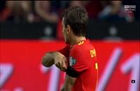 فول مچ بازی اسپانیا - جزایر فارو؛ (نیمه دوم) پلی آف یورو 2020