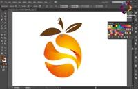 آموزش طراحی لوگو با Illustrator
