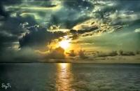موسیقی بی کلام فوق العاده زیبا از ونجلیس به همراه تصاویری از غروب خورشید