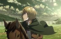 فصل اول سریال Attack on Titan قسمت 16