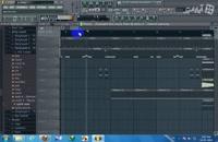 ساخت بیت گنگ ساده در اف ال استودیو از دی جی استرس BEATFREE.IR
