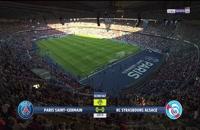 فول مچ بازی پاری سن ژرمن - استراسبورگ (نیمه دوم)؛ لیگ 1 فرانسه