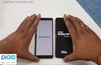 مقایسه و برسی گوشی های  +Nokia 7  و SAMSUNG A50