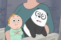 انیمیشن سریالی سه خرس کله پوک(ف2-ق15)-دوبله-We Bare Bears TV Series