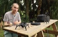 بررسی کامل کوادکوپتر دوربین دار Mjx Bugs 5w دارای GPS/ایستگاه پرواز
