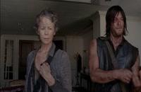قسمت 6 فصل پنجم سریال The Walking Dead