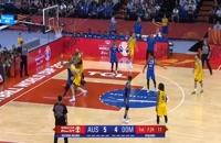 خلاصه بازی استرالیا - جمهوری دومینیکن؛ جام جهانی بسکتبال چین 2019
