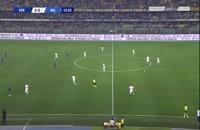 فول مچ بازی هلاس ورونا - میلان (نیمه دوم)؛ سری آ ایتالیا