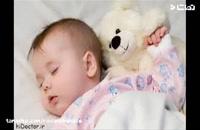 سلامت خواب نوزاد و کودک نوپا ...