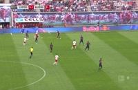 فول مچ بازی لایپزیگ - بایرن مونیخ (نیمه اول)؛ بوندسلیگا آلمان