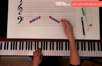 آموزش پیانو به زبان ساده