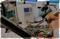 تعمیر ال سی دی تلویزیون