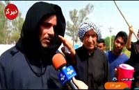 حال و هوای اربعینی در خوزستان