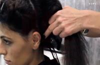 کراتینه کردن مو به صورت گام به گام