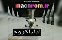 تولید کننده دستگاه مخمل پاش ایلیاکروم /مخملپاش دو اپرتوره 09127692842