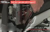 علت بسته نشدن در ماشین ظرفشویی