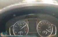 تاپ اسپید پژو پارس ریمپ - ۲۲۰ کیلومتر بعد از ریمپ پژو پارس -رفع محدودیت سرعت